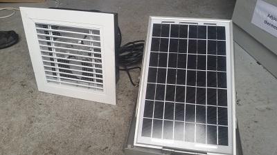 Solar Ventilators Solazone