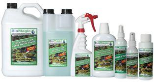 Biomagic containers