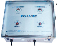 Future Wave energy saver for 2 pumps