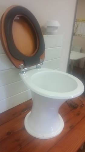 Composting Toilet Pedestals Solazone Australia