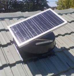Solar ventilators | Solazone Australia