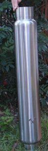 Australian-made flue heat exchanger