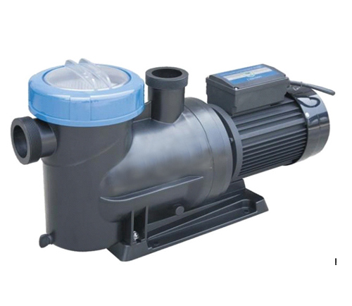 Solar DC pumps for swimming pools - 370w to 2000w