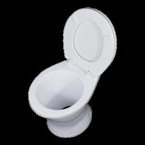 Polymarble white prdestal