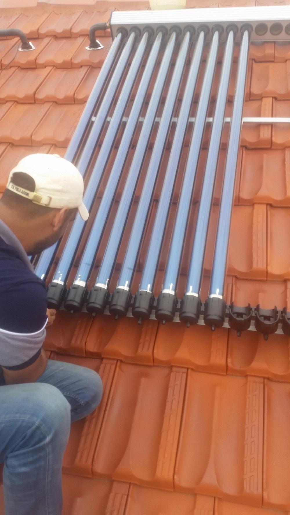 Solar Lord Evacuated Tube Water Heating Solazone Australia