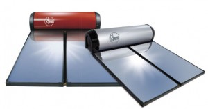 rheem solar water heater
