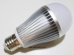 9w LED light