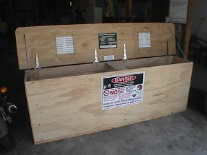 Battery Safety Boxes