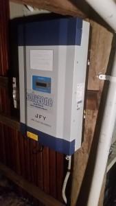JFY 6kw inverter