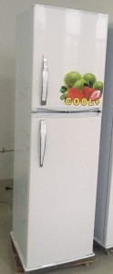 Juka 295 DC fridge freezer