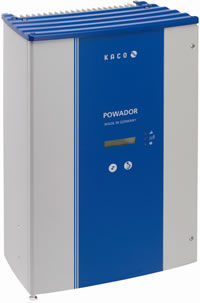 Kaco3002 inverter picture