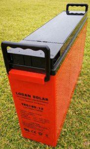 LOGAN 12 v 190 Ah Gel battery