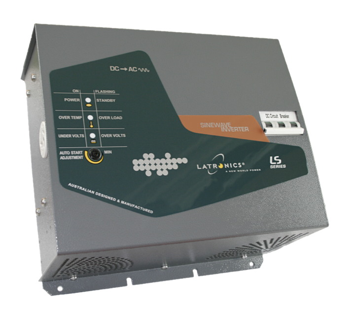 Latronics Inverter model LS_1248