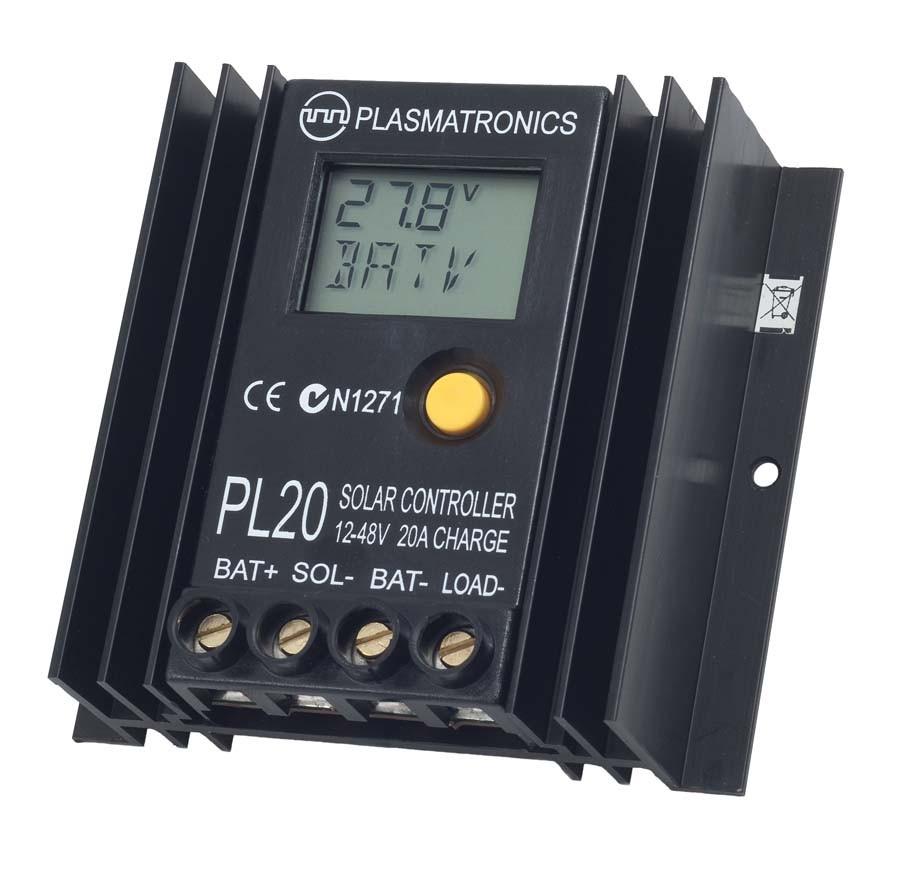Plasmatronics PL20 regulator