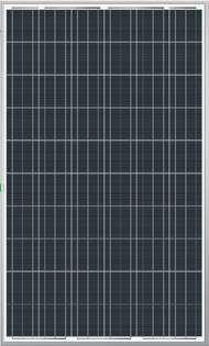 Reliable TDG 250w Poly solar panel