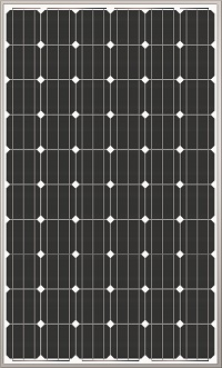 High performance TDG 255w  Mono solar panel