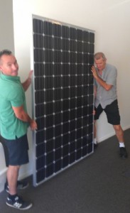 Topsun Solar Panels 1