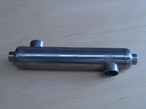 titanium heat exchanger for pool