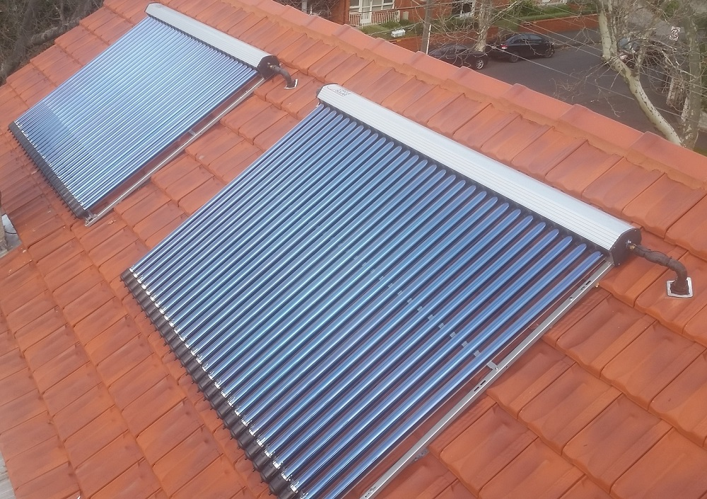 Evacuated Tube Solar Pool Heating Solazone Australia
