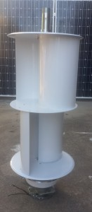 Q4 Vertical Wind Generator
