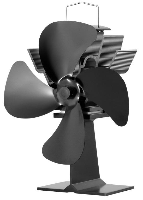 wood burner fans
