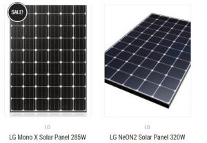 lg-neon solar panel