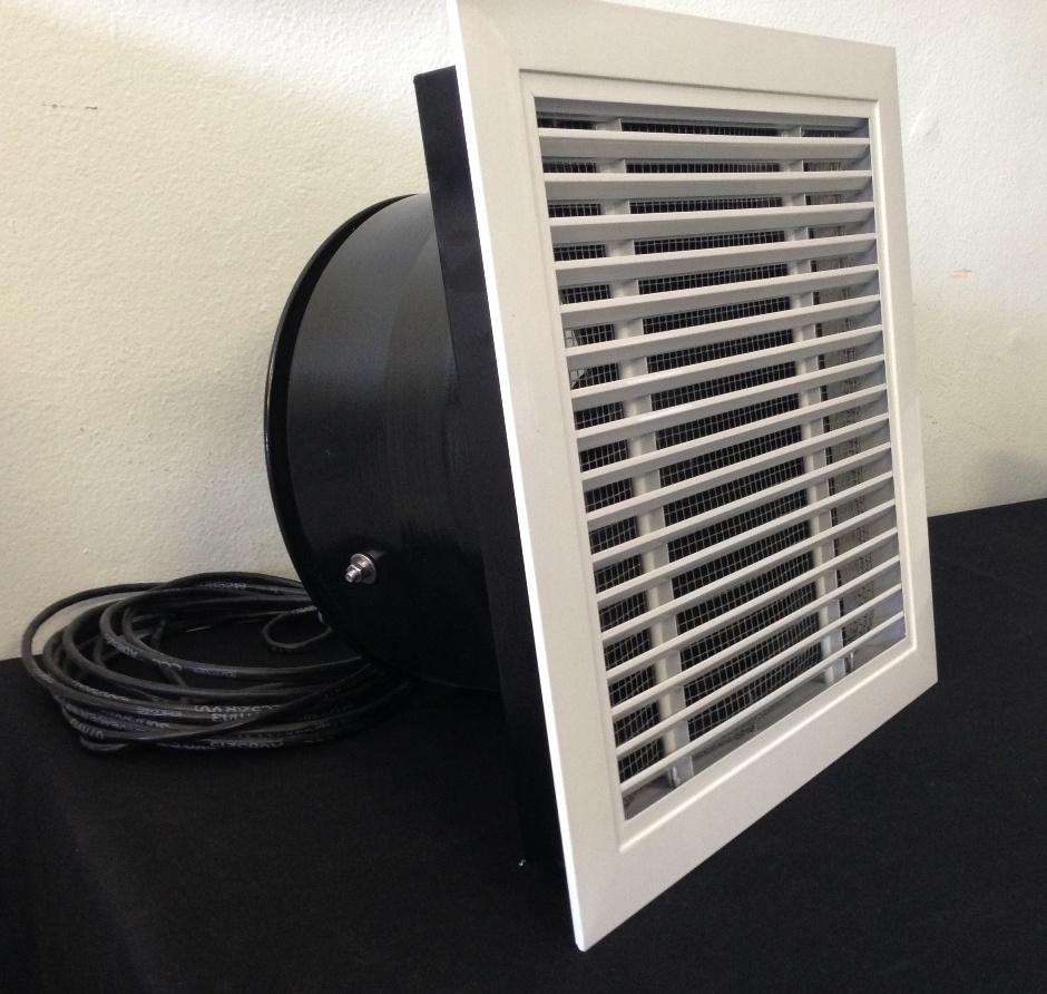 Sub Flooring For Mobile Homes: Solar Wall And Gable Ventilators