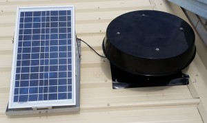 Solar whiz with remore solar panel