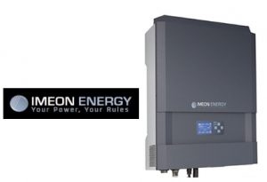 Imeon 3 phase hybrid inverter