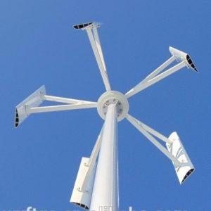 Vertical Axis Wind Turbines   Solazone Australia