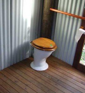 compost toilet pedestal
